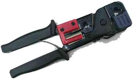 crimping tool heavy duty 6p8p satcom wholesalers. Black Bedroom Furniture Sets. Home Design Ideas