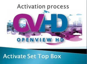 OVHD Activation
