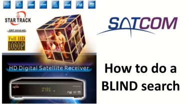 Satcom Wholesalers | How to do a BLIND search on a Star